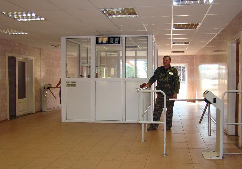 Физическая охрана объектов в Курске