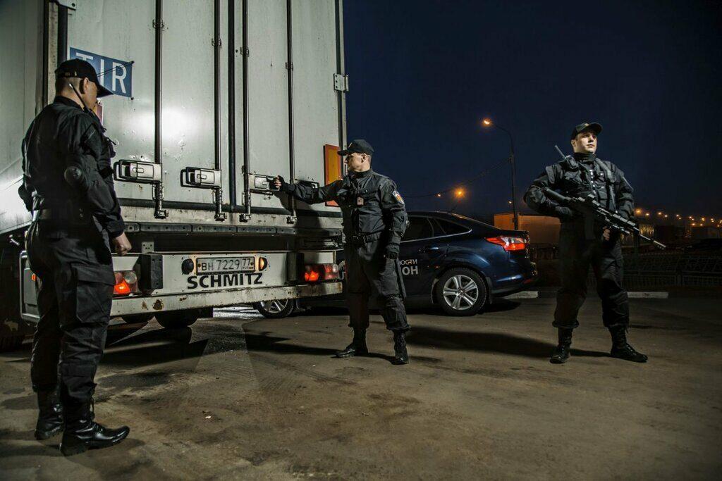 "Вооруженная охрана в Курске и КО от ЧОО ""Арес"""