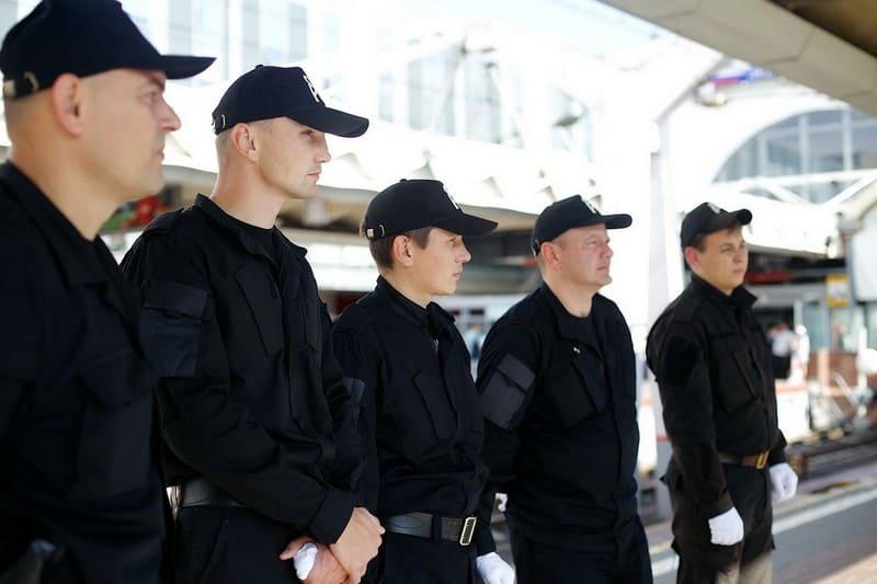 Охранник работа в Курске